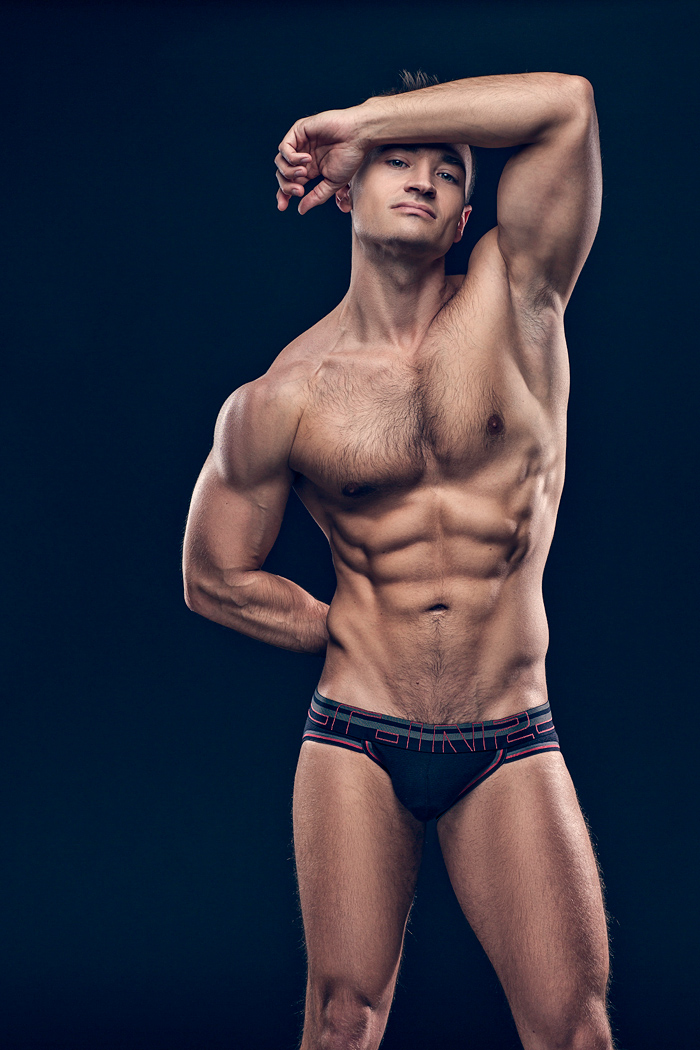 Fashionably Male Presents Michael Hargis by Hayden Su